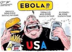 EBOLA? too dangerous for real?