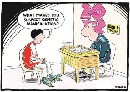 genetic manipulation