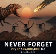 NEVER FORGET