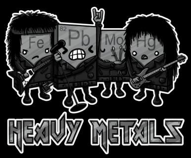 heavy metals